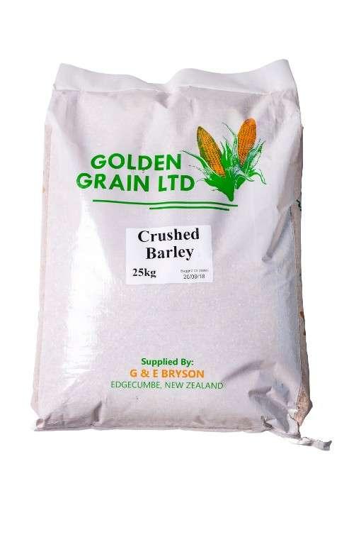 Crushed Barley 25kg bag