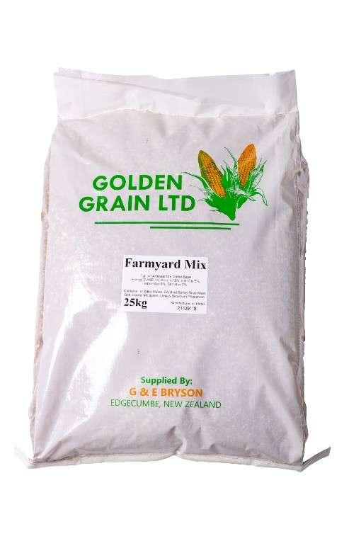Farmyard Mix 25kg